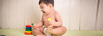Baby Exercises To Build Your Baby'S Muscles | Huggies Malaysia